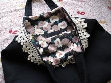 ハンドメイド布バッグ屋 ::: shiroi mokuren の庭  :::-hinageshi1
